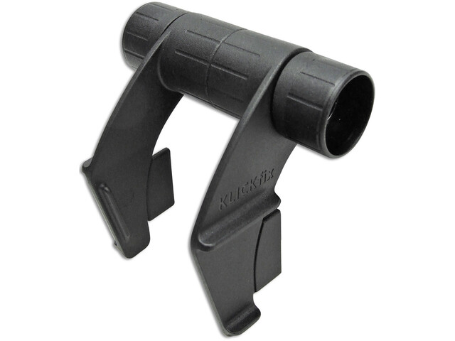 KlickFix Multiclip voor E-Bikes, black
